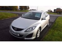 MAZDA 6 1.8 TS 2012,45,000mls,Alloys,Air Con,Cruise Control,Service History,Very Clean Condition