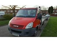 Iveco Daily Recovery Truck and Trailer