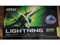 MSI GTX 770 Lightning Edition