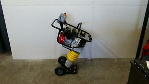 HOC - HONDA COMMERCIAL JUMPING JACK TAMPING RAMMER + 3 YEAR WARRANTY + FREE SHIPPING !!!!!