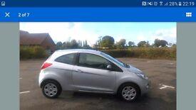FORD KA 2012 45,000 MILES -IDEAL FIRST CAR