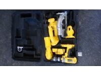 Dewalt 18v set