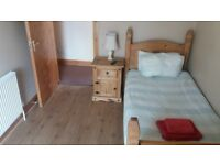 Houseshare rooms to rent great for professionals £80per week double ensuited rooms