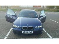 BMW 316 TI SPORT COMPACT AUTO (Email or text please)