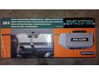 Auto Up & Over Garage Door Opener. Never been used, Rexon 700N. Remote Garage door opener with fob.