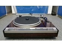 PIONEER PL-707 Record Player Deck Turntable near MINT (NEW Moving Coil added)