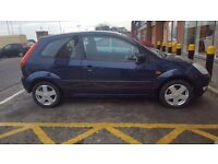 Well looked after ford fiesta zetec 1.4