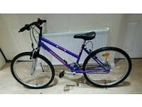 Fantastic womens 26inch hurricane mountain bike in good condition all fully working