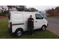 **SOLD** Suzuki Carry van - ready for work, cheap insurance and well maintained by supplying dealer