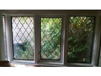 Double glazed windows and doors