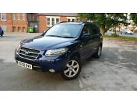For sale my Hyundai SantaFe 4×4 2 exhaust coming out 06 plate new shape facelift