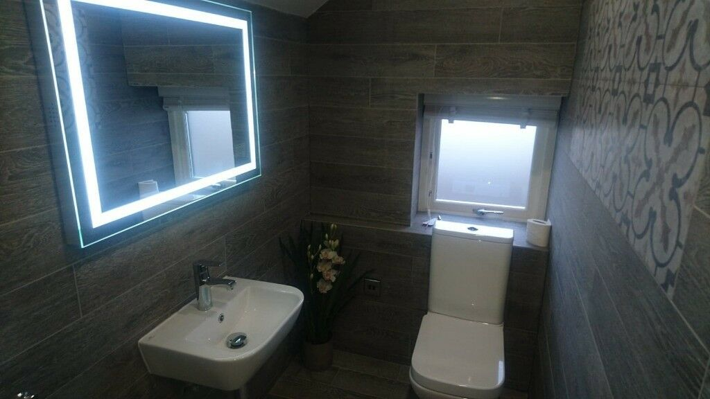 Bathroom Fitters Glasgow >> 1490 Polish Bathroom Specialist In Southside Glasgow
