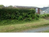 Building plot near Ffos Las racecourse . SA17 4HW