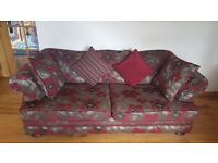 2 and 3 seater, recently refurbished