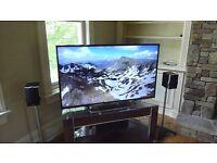 "HD Television 50"" Sony Bravia"