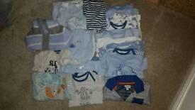 Boys clothes 3-6 months