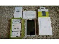 LG-G5 (LG G5) H850 Silver Factory Unlocked Sim Free (inc CamPlus)