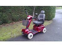 Invacare 6mph Auriga Mobility Scooter