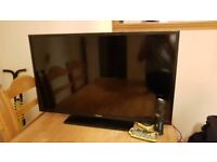 "Polaroid P40LED13 40"" Full HD LED TV Faulty - No picture"
