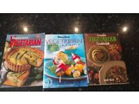 Vegetarian Cookery Books