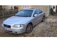 VOLVO S60 disel, LIFT!!!, full black leater, fresh condition, nice car