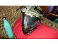 MT Synchrony Duo sport tourer Motorcycle helmet