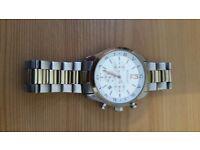 **Look** Xmas bargain Genuine bvlgari mens gold and silver bb 33 ss quartz l 9030 watch £500