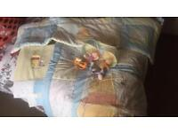 Winnie the Pooh cot bedding