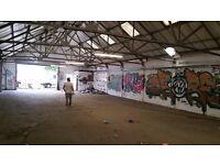 Workshop Joinery Woodwork Metalwork Storage Artist studio. Flexible space in Peckham/Bermondsey SE15