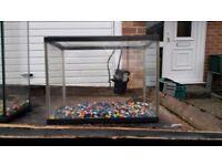 28 litre fish tank