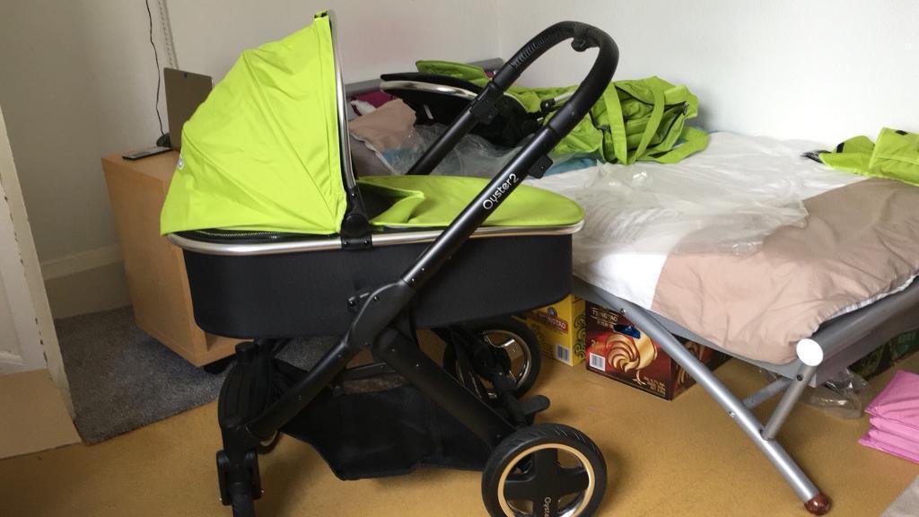 Oyster Style 2 - stroller pram