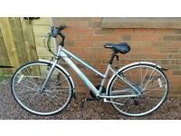 Bike ( hybrid ladies bike )