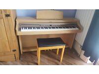 Roland HP2E Electric Piano