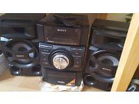 Sony 100W Hifi system