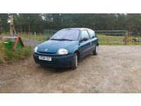 renault clio 1.2, ideal first car