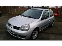 2007 RENAULT CLIO CAMPUS 1.2 (PART EX WELCOME)