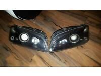 Peugeot 106 angel eye headlights