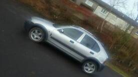Looking to swop or sell lovely 2003 reg2004 mot tax end may sale fro new mot 100.00 mils 2 leter tdi