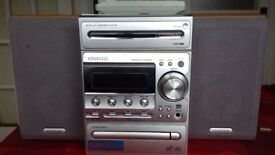 Kenwood HiFi compact system