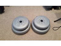 Spare Dumbbell Weights