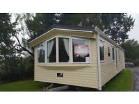 fantastic quality used static caravan ayrshire scotland