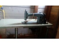 Singer sewing machine e