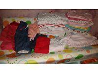 Girls 0-3 months bundle