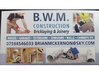 B W M CONSTRUCTION
