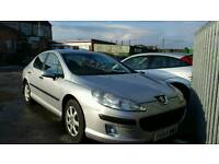 PEUGEOT 407 1.8 SWAPS WELCOME
