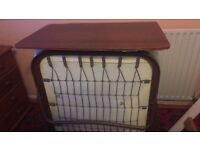 Z bed, excellent clean condition , only used for guest occasional visit , no longer needed.