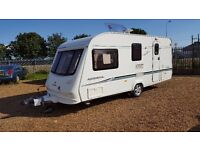 COMPASS CORONA 524- 4 BERTH WITH AWNING & MOTOR MOVER 2003