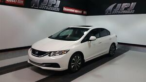 2013 Honda Civic EX-CAMERA DE RECUL-BANC CHAUFFANT