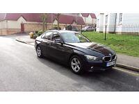 BMW 3 Series 2.0 320D Auto Efficient Dynamics 4 dr (start/stop) 2013 (62) £9500