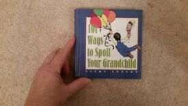 Mothers Day Gifts?? CORONATION STREET story (first 35 years) + 101 WAYS TO SPOIL YOUR GRANDCHILD